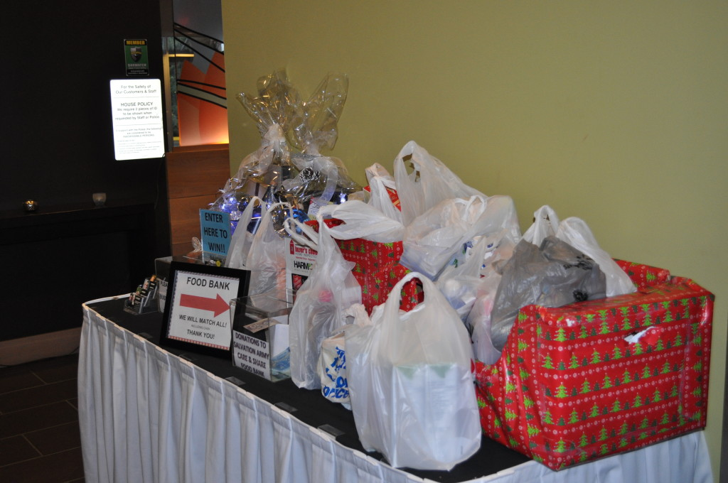 Donation Table
